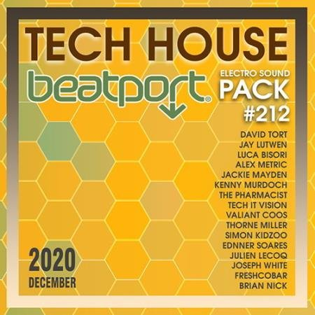 Beatport Tech House: Electro Sound Pack #212 (2020)