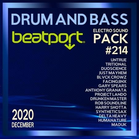 Beatport Drum And Bass: Electro Sound Pack #214 (2020)