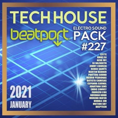 Beatport Tech House: Electro Sound Pack #227 (2021)