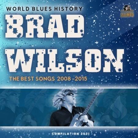 Brаd Wilsоn -World Blues History (2021)