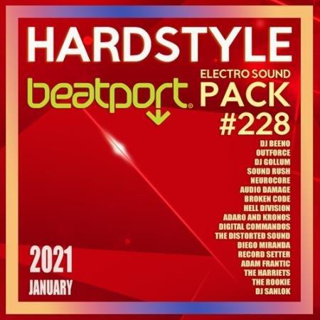 Beatport Hardstyle: Sound Pack #228 (2021)