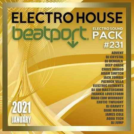 Beatport Electro House: Sound Pack #231 (2021)