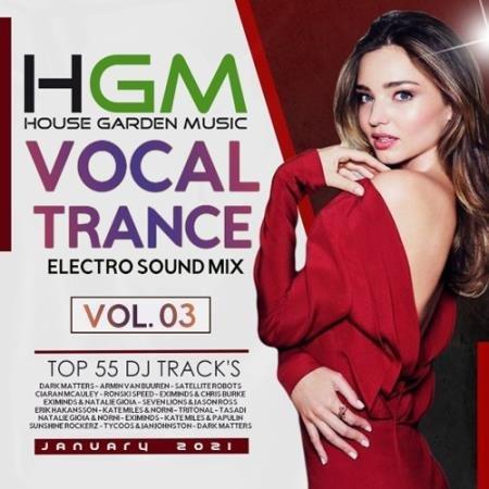HGM: Vocal Trance Mix Vol.03 (2021)
