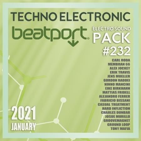 Beatport Techno Electronic: Sound Pack #232 (2021)