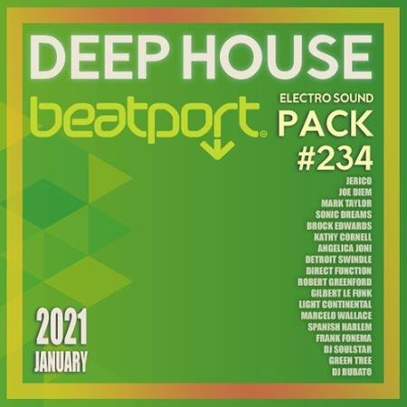 Beatport Deep House: Electro Sound Pack #234 (2021)