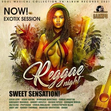 Reggae Night: Sweet Sensation (2021)