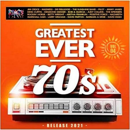 Greatest Ever 70s Vol.04 (2021)