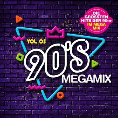 90s Megamix Vol.05 (2021)