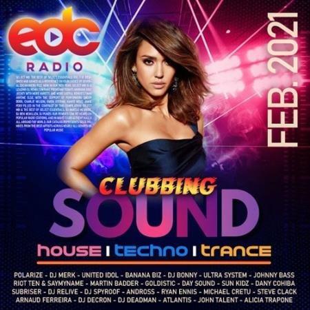 EDC Radio Clubbing Sound (2021)