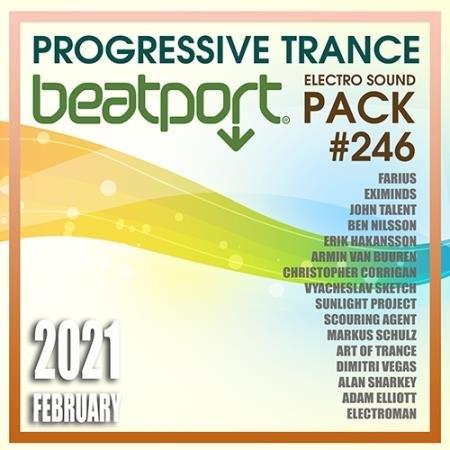 Beatport Progressive Trance: Sound Pack #246 (2021)