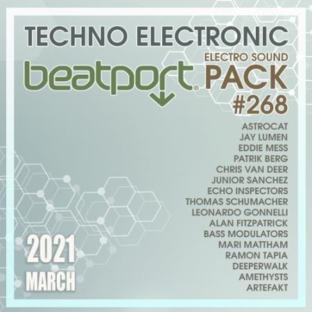 Beatport Techno: Electro Sound Pack #268 (2021)