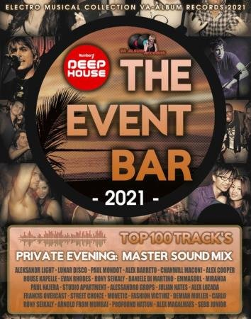 The Event Bar: Deep House Master Mix (2021)