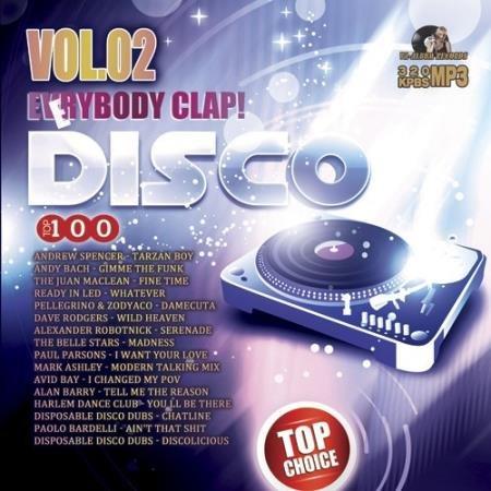 Everybody Clap: Disco Party Vol.02 (2021)
