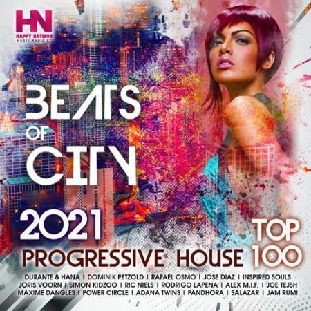 Beats Of City: Top 100 Progressive House (2021)
