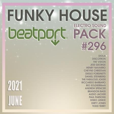 Beatport Funky House: Sound Pack #296 (2021)