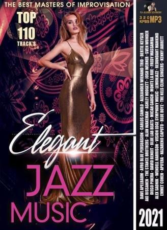 Elegant Jazz Music (2021)