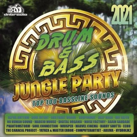 Drum And Bass Jungle Party (2021)