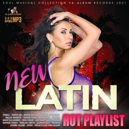 New Latin Hot Playlist (2021)