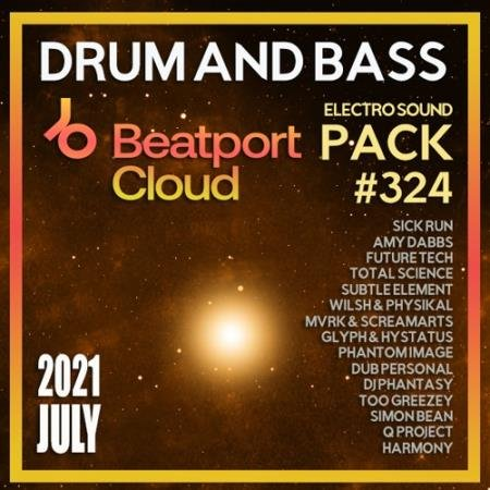 Beatport Drum And Bass: Sound Pack #324 (2021)