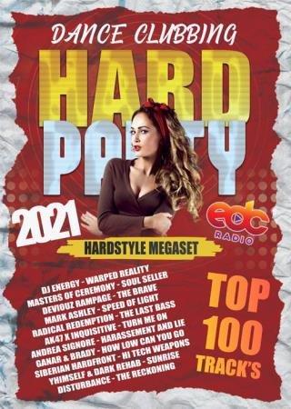 Hard Dance Clubbing: Hardstyle Megaset (2021)