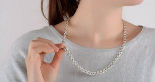Серебряные цепочки – признанное ювелирное украшение